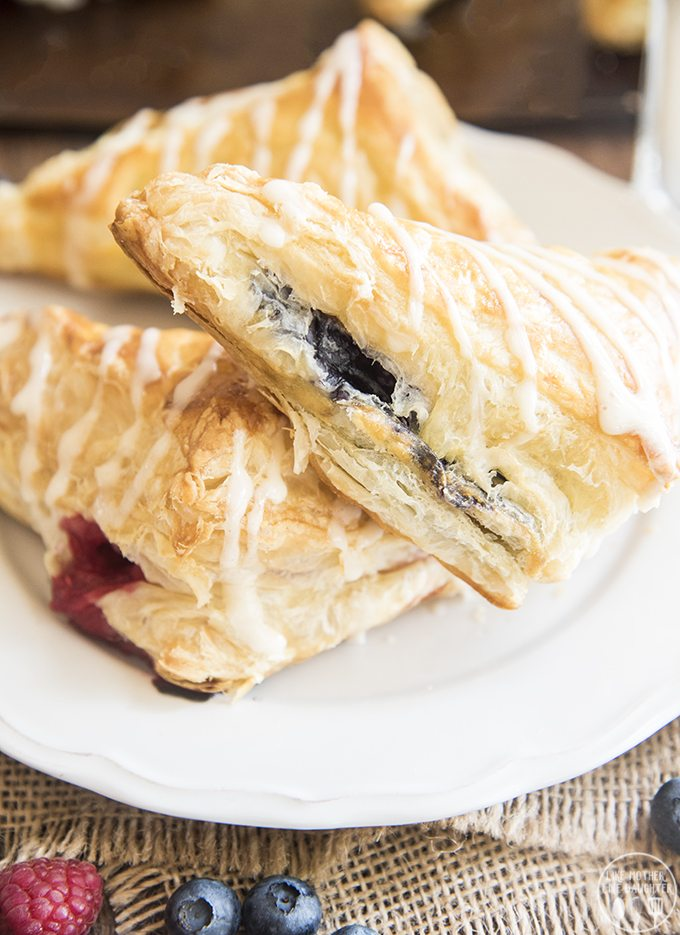 blueberry turnovers 4