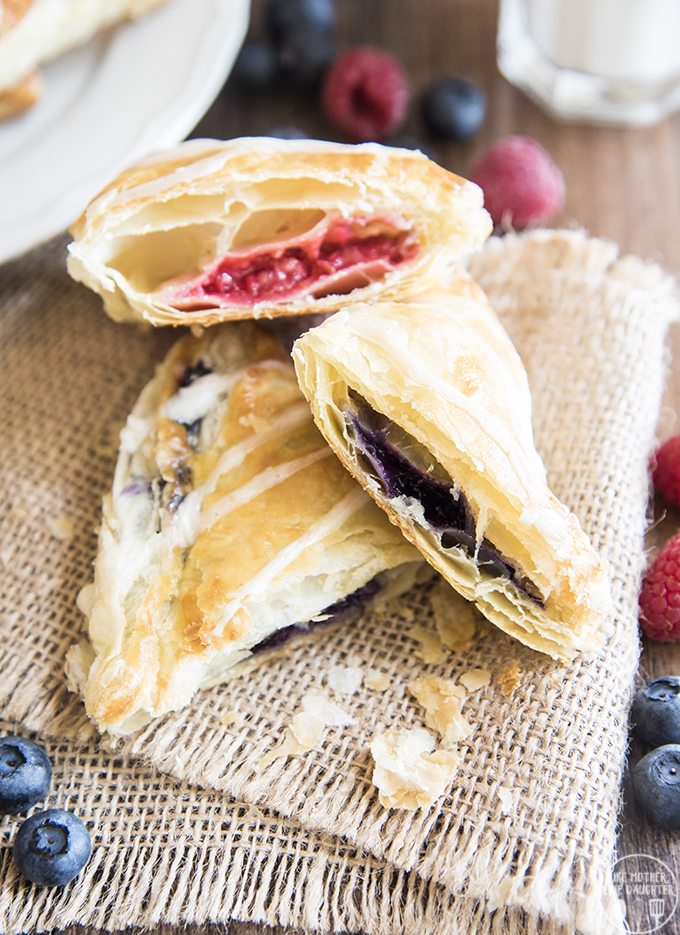blueberry turnovers 7