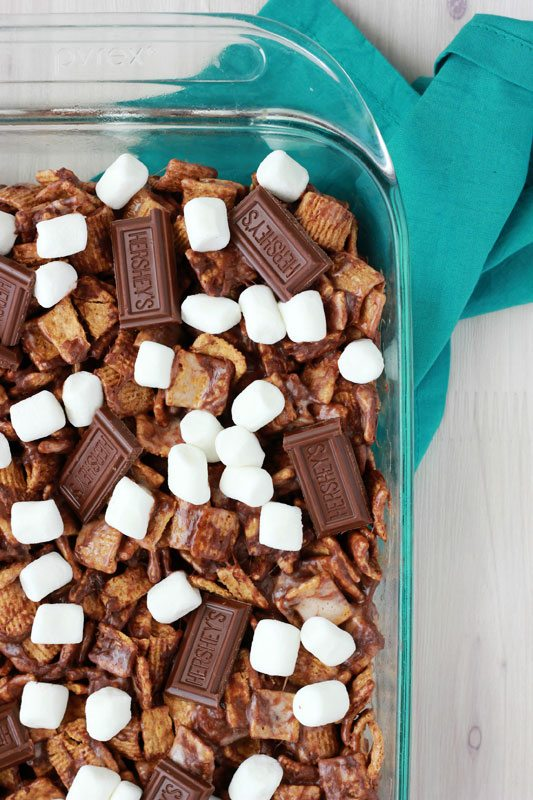 Smore cereal treats One Sweet Appetite
