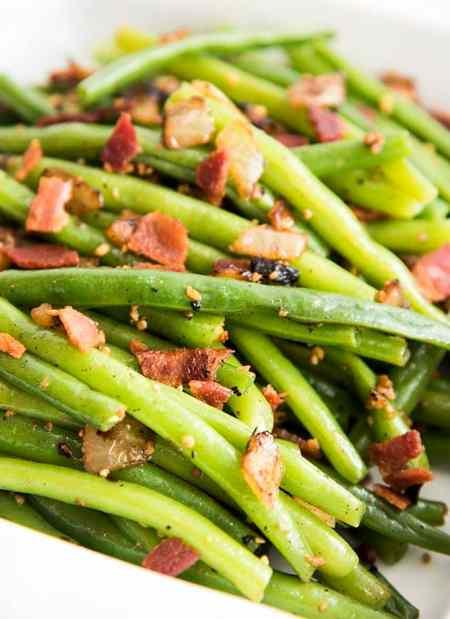 bacon green beans 1