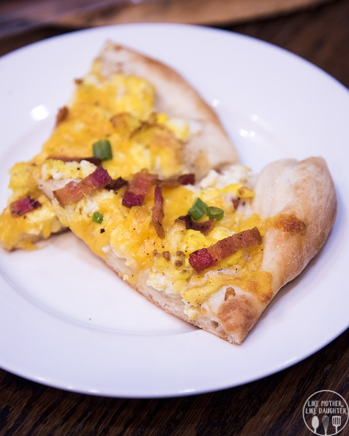 Breakfast Pizza Recipes