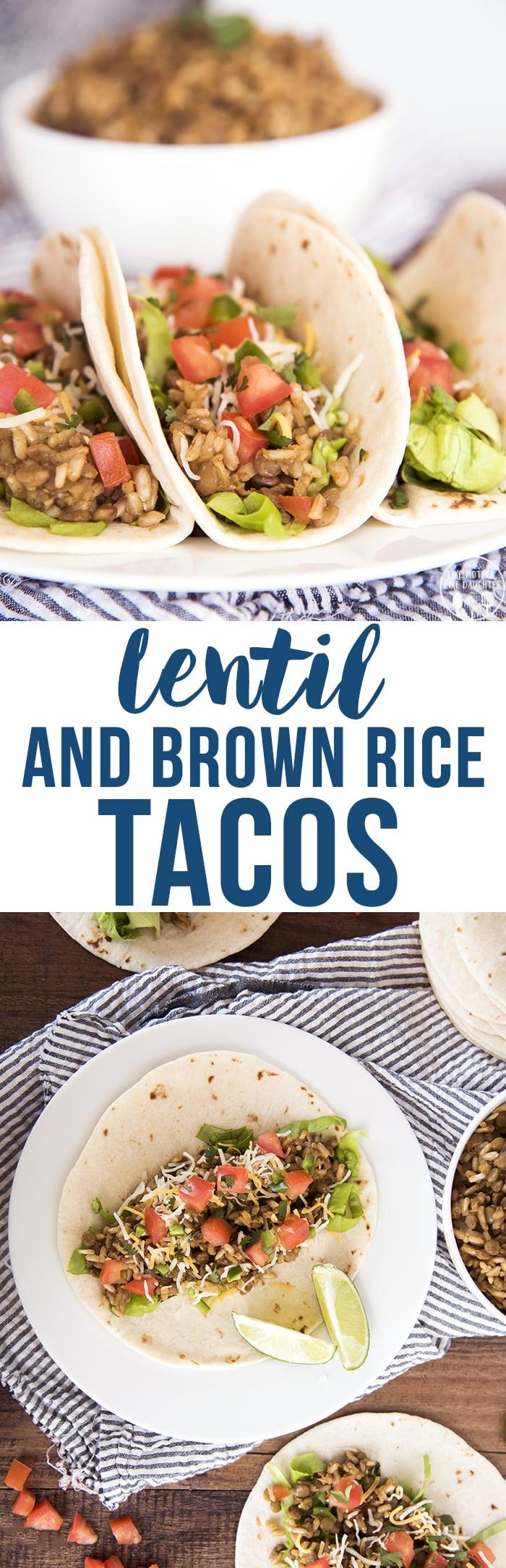 Vegan Lentil Tacos