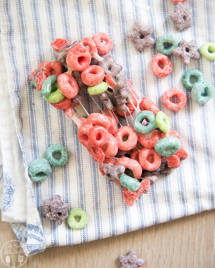 Fruit Loop Treats