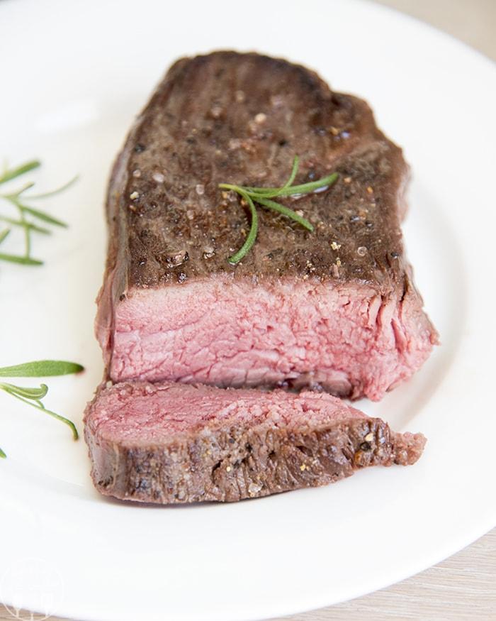 Sous Vide the perfect Steak