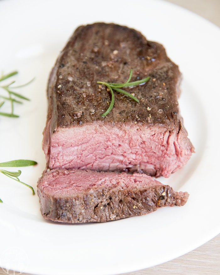Sous Vide the perfect Steak
