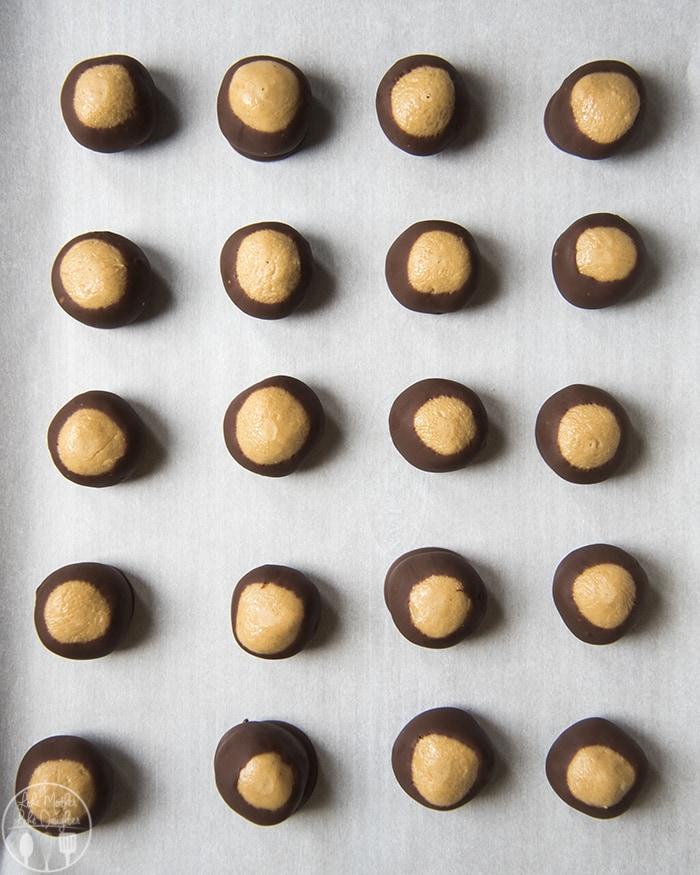 Peanut Butter Buckeye Balls