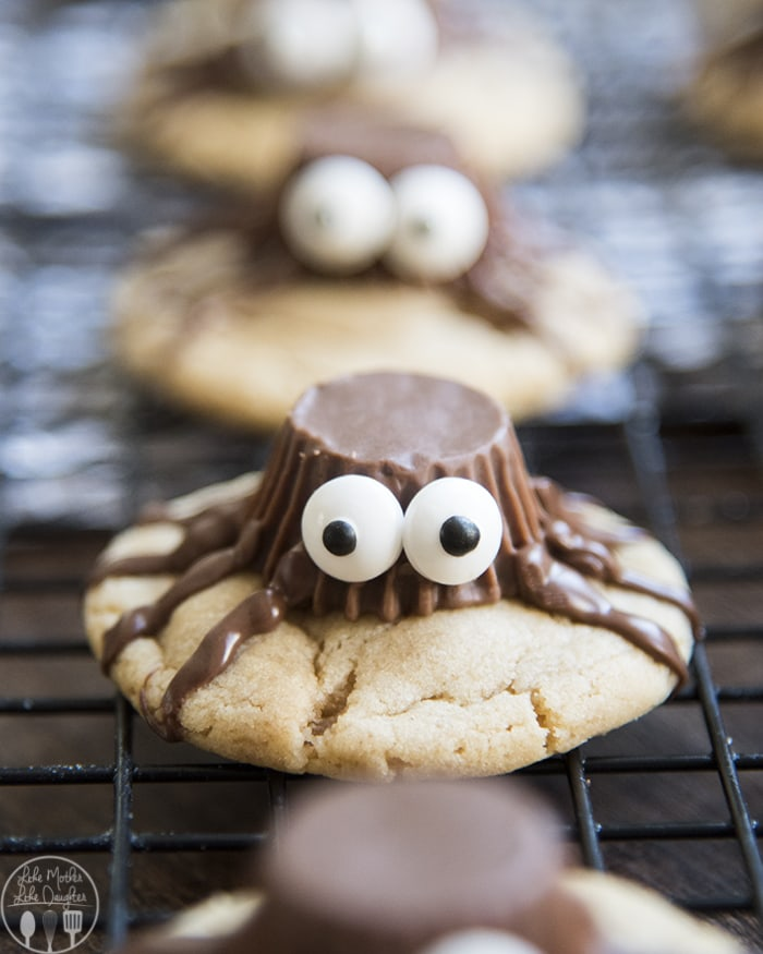 Cookie Spiders
