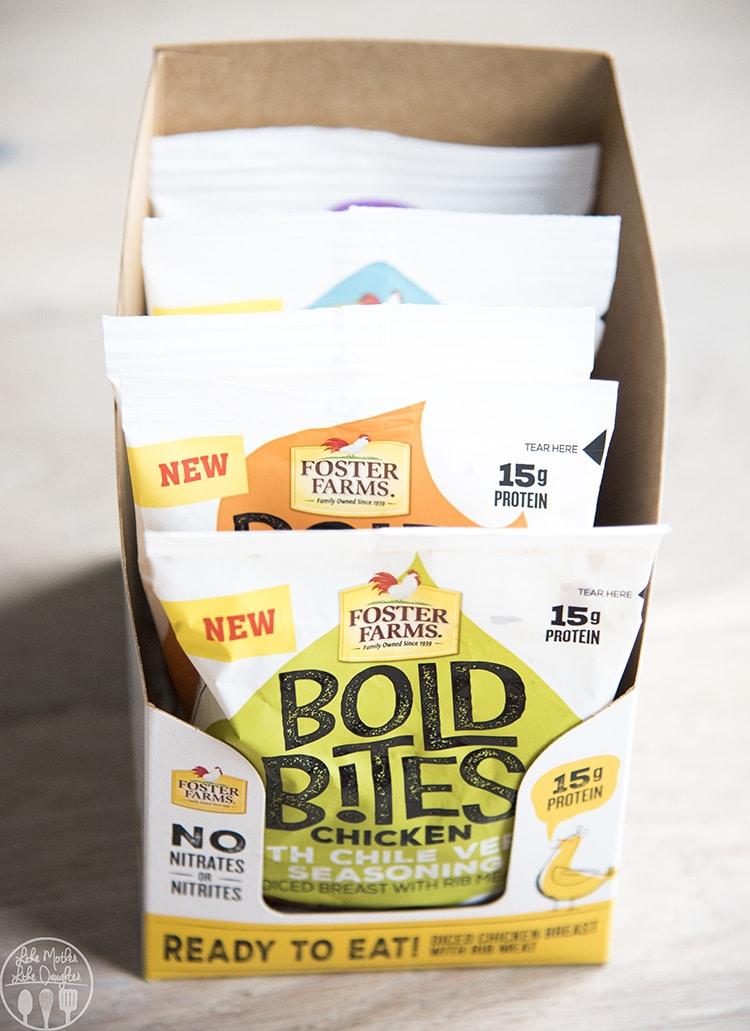 Bold Bites flavors