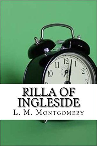 """Wake up, Rilla—it's war time!"" A random and utterly unsuitable image for the cover of a recent cheap ebook reprint of <em>Rilla of Ingleside</em>."