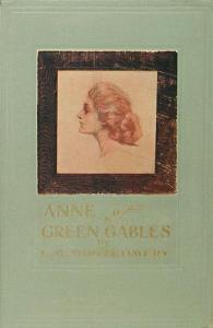 Cover art for Anne of Green Gables, published by L.C. Page and Company in 1908.