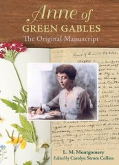 Cover art for ANNE OF GREEN GABLES: THE ORIGINAL MANUSCRIPT