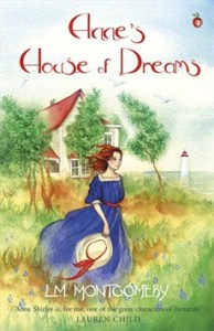 Cover art for Anne's House of Dreams (Virago Press, 2017)