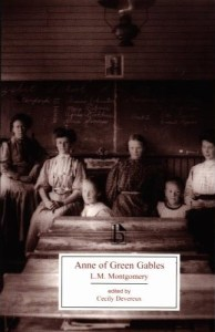 Anne of Green Gables (Broadview Editions, 2004)