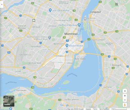 Quartier de Montréal Le Sud-Ouest, LM Montréal