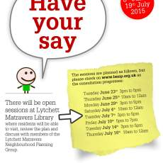 Have you had your say on the Neighbourhood Plan?