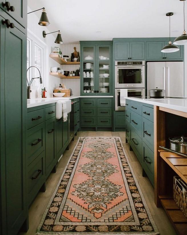 Green Kitchen 08