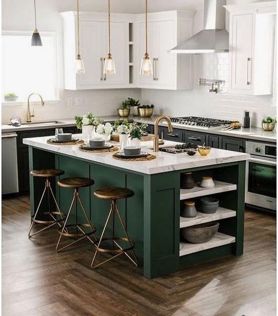 Green Kitchen 25
