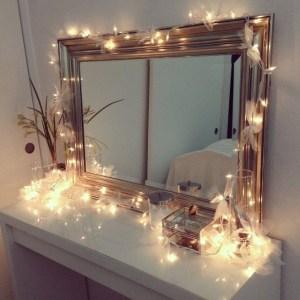 Vanity mirror with lights for bedroom 06