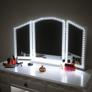 Vanity mirror with lights for bedroom 57