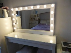 Vanity mirror with lights for bedroom 67