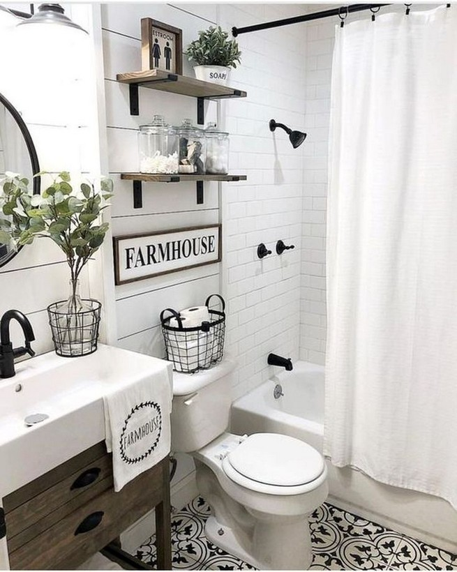 11 Lovely Bathroom Design Ideas 58