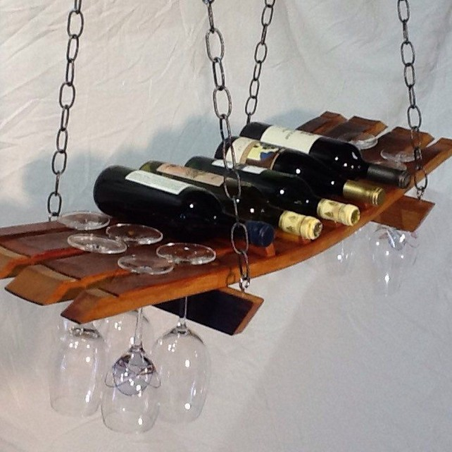 11 Unique Wine Rack Designs Ideas Using Bamboo 06