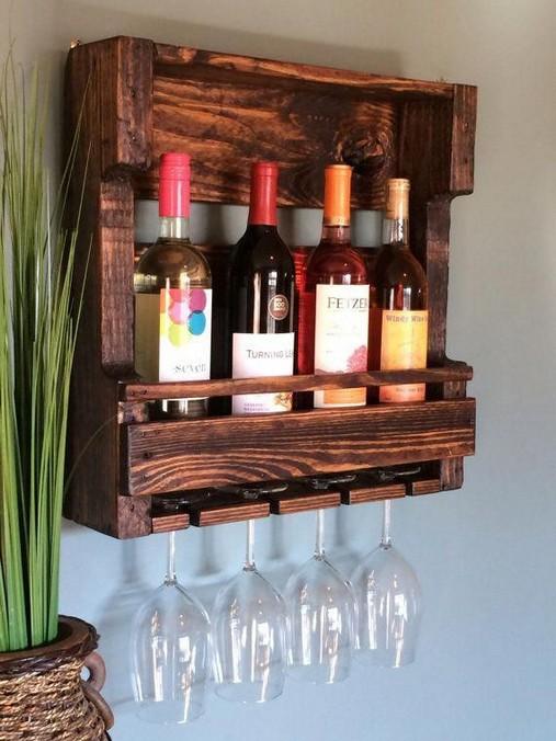 11 Unique Wine Rack Designs Ideas Using Bamboo 23