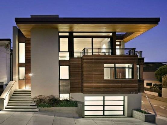 12 Minimalist Home Exterior Architecture Design Ideas 18