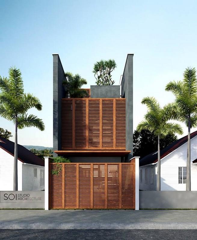 12 Minimalist Home Exterior Architecture Design Ideas 31