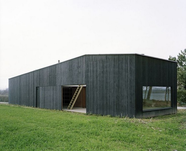 12 Minimalist Home Exterior Architecture Design Ideas 44