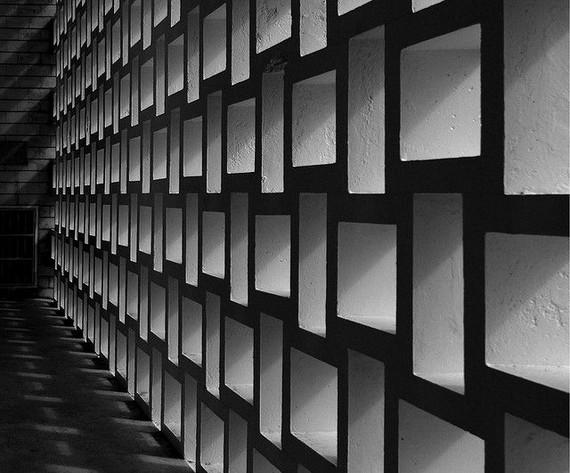 13 Awesome Breeze Block Wall Backyard Inspiration Ideas 04