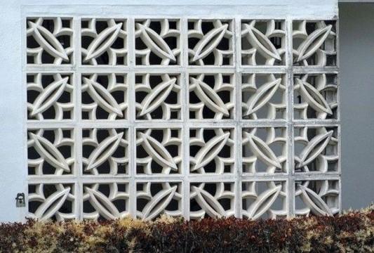 13 Awesome Breeze Block Wall Backyard Inspiration Ideas 15