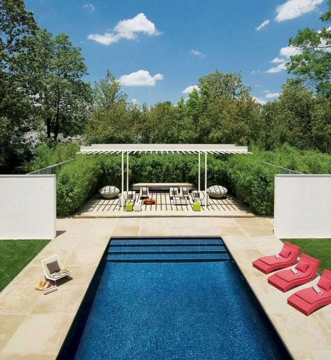 13 Casual Cabana Swimming Pool Design Ideas 28