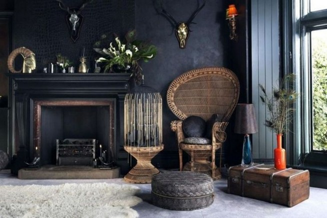 13 Stunning Black Rattan Chairs Designs Ideas 23