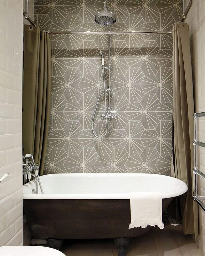 14 Delightful Bathroom Tub Shower Combo Remodeling Ideas 23