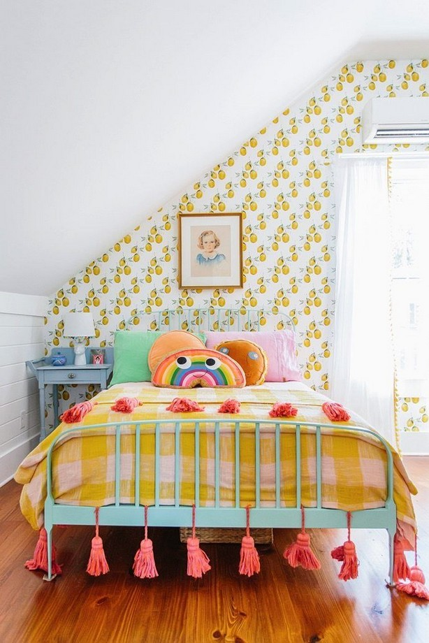 15 Charming Pink Kids Bedroom Design Decorating Ideas 41