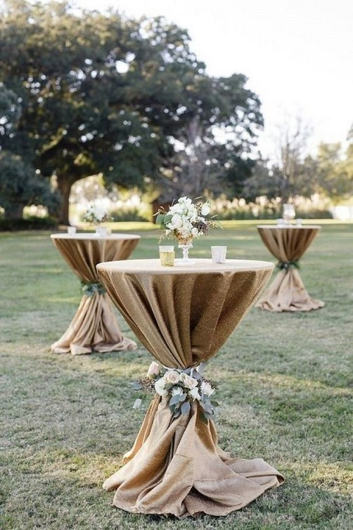 15 Rustic Backyard Outdoor Wedding Ideas 12