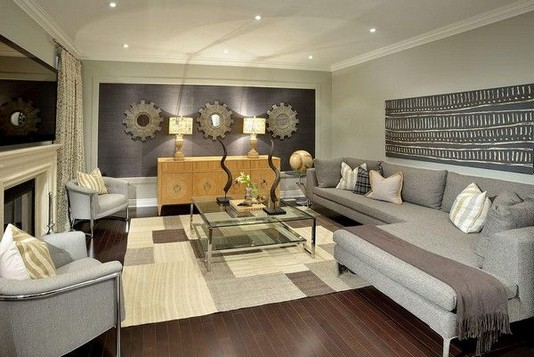 17 Attractive Modern Family Room Designs Ideas 17
