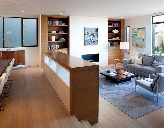 17 Attractive Modern Family Room Designs Ideas 32