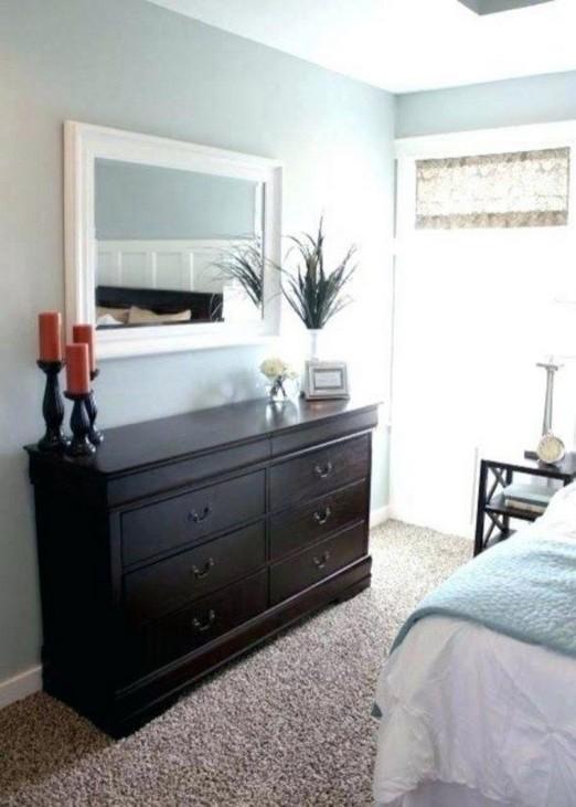 18 Impressive Bedroom Dressers Ideas With Mirrors 03