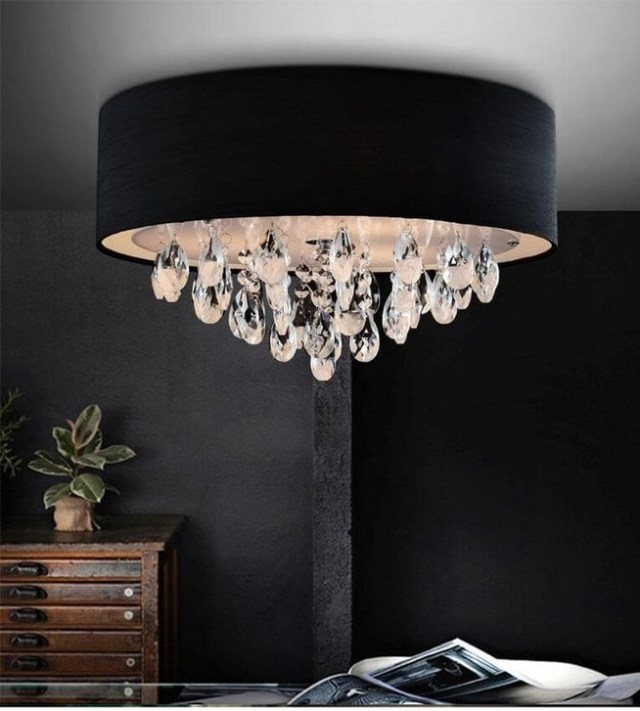 Flush Mount Bedroom Lighting 06