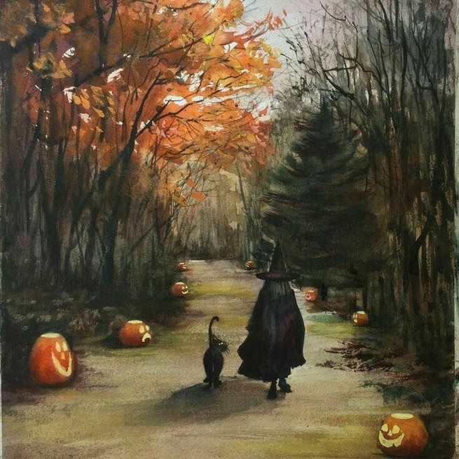 12 Fascinating Diy Halloween Decorating Ideas 04