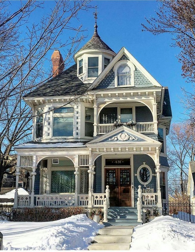 12 Wonderful Cottage House Exterior Ideas 13