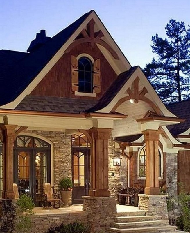 12 Wonderful Cottage House Exterior Ideas 24
