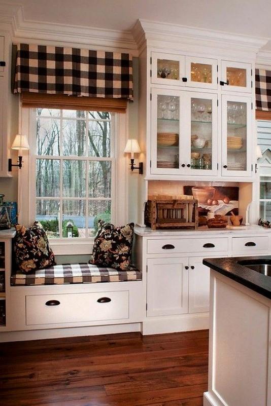 13 Creative Farmhouse Kitchen Decor Ideas 03