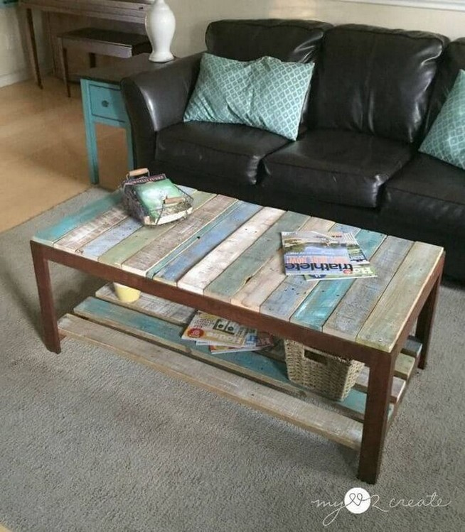 13 Perfect Rectangular Glass Coffee Tables Ideas 16