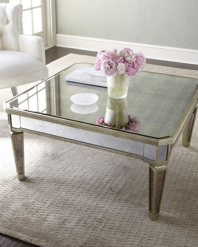 13 Perfect Rectangular Glass Coffee Tables Ideas 22