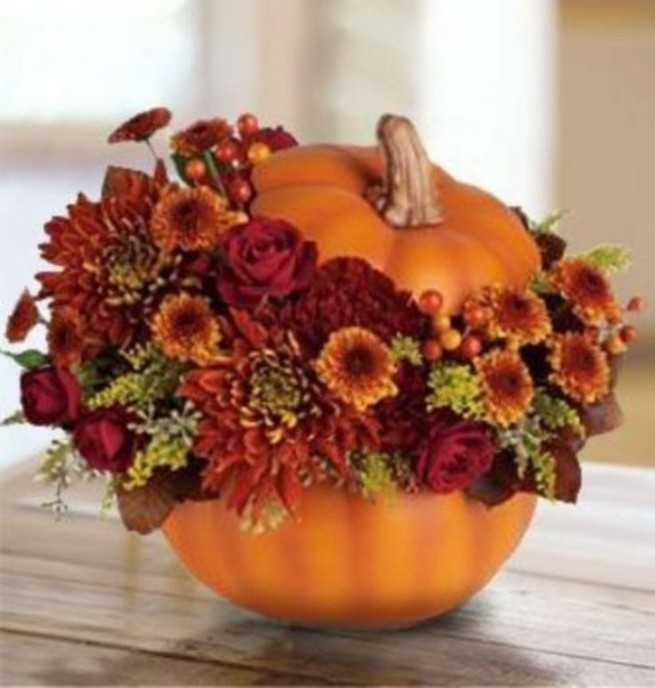 14 Fantastic Diy Pumpkin Decorations Ideas To Beautify Your Home Decor 17