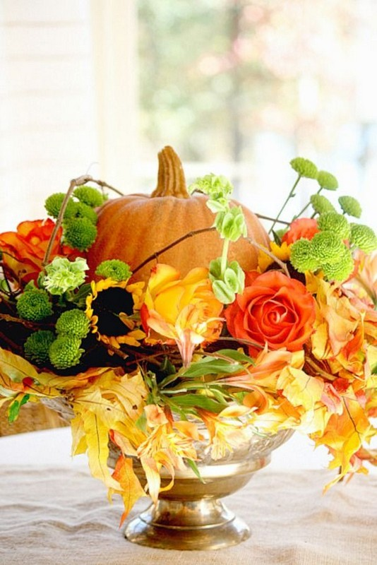 14 Fantastic Diy Pumpkin Decorations Ideas To Beautify Your Home Decor 19