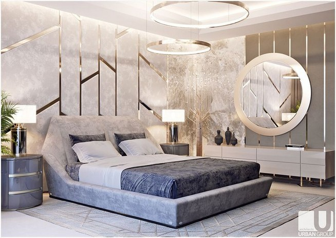 14 Modern Luxury Bedroom Inspirations 09
